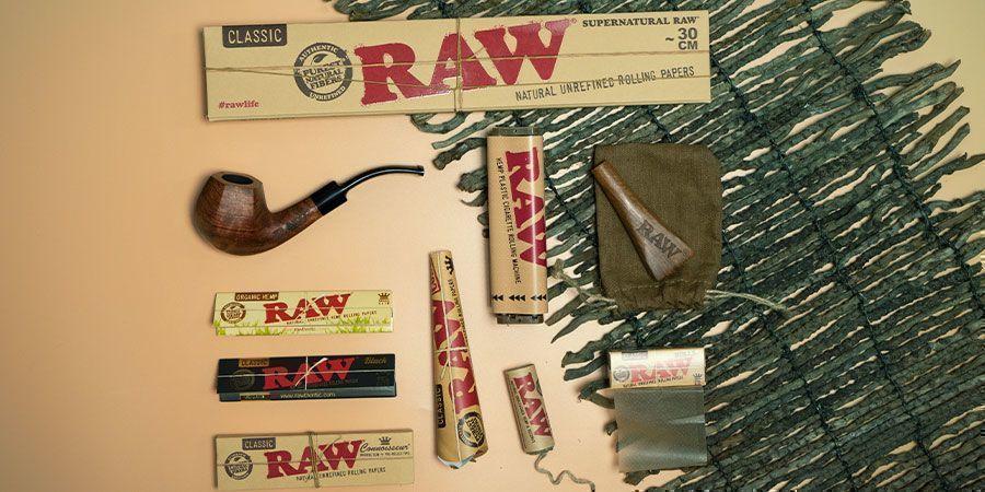 Raw: Eine