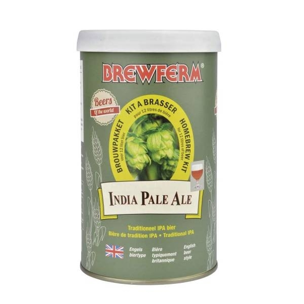 Beer Kit Brewferm IPA (12l)