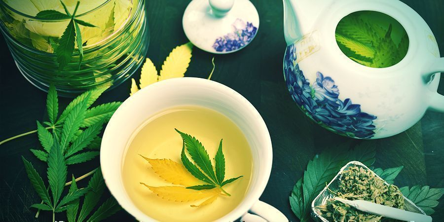 Drinking Medical Cannabis Infusions