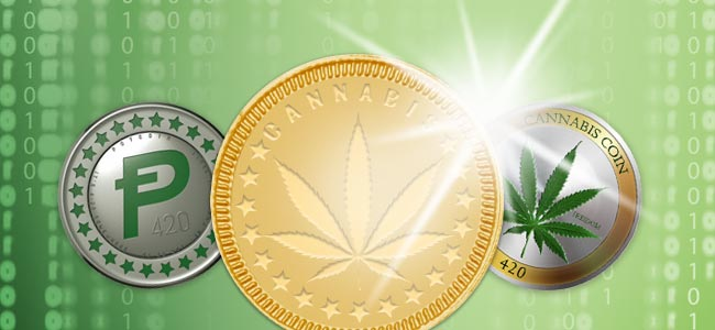 cannabis and cryptocurrency