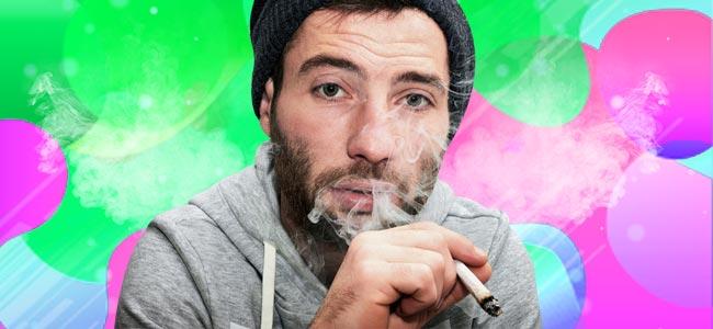 SMOKING KANNA