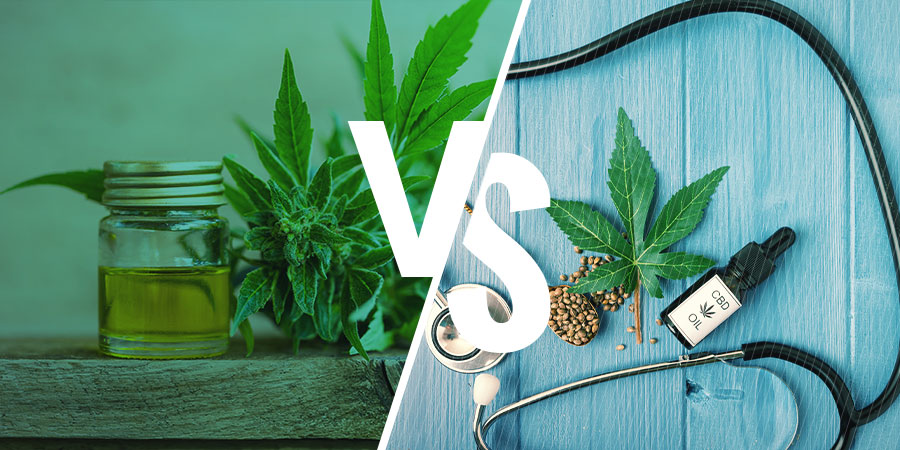 CBD Vs CBG: Similarities And Differences