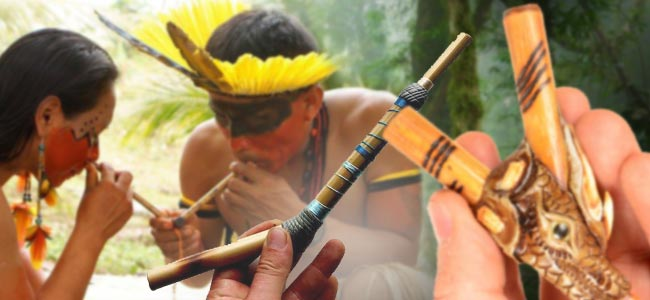 The Rapé Ritual: How To Use It
