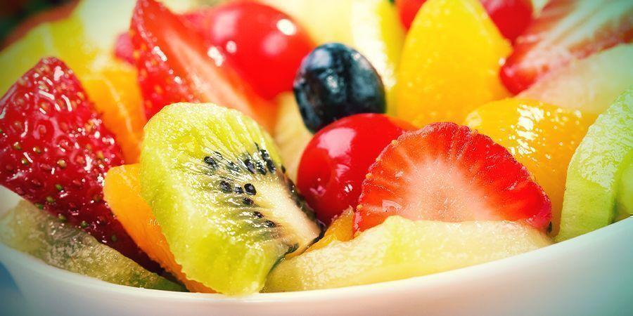 Frisches Obst Statt Snacks