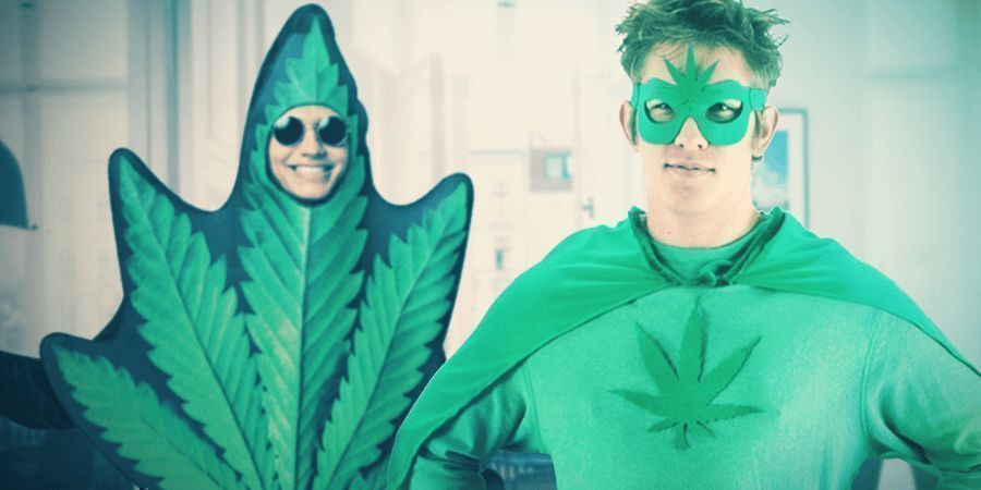 CANNA-COSTUME PARTY