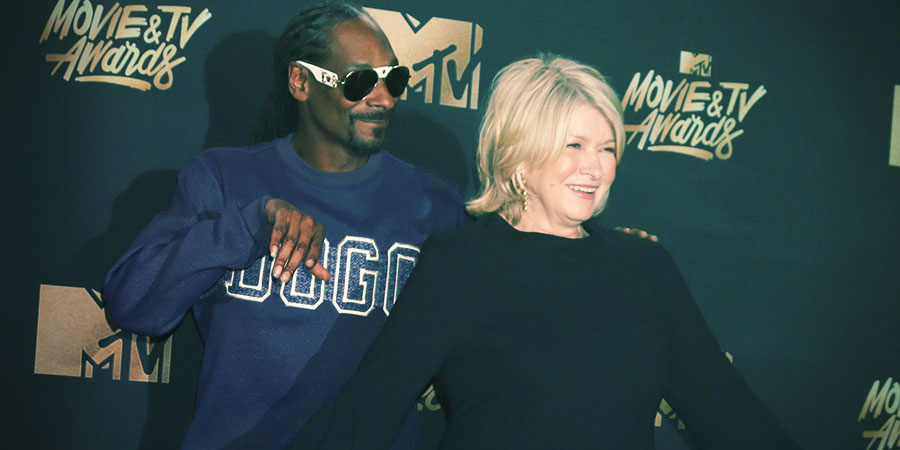 Snoop Dogg Martha Stewart