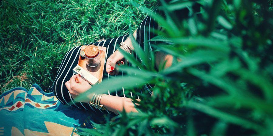 Verantwortungsvolle und moderate Umgang mit Weed