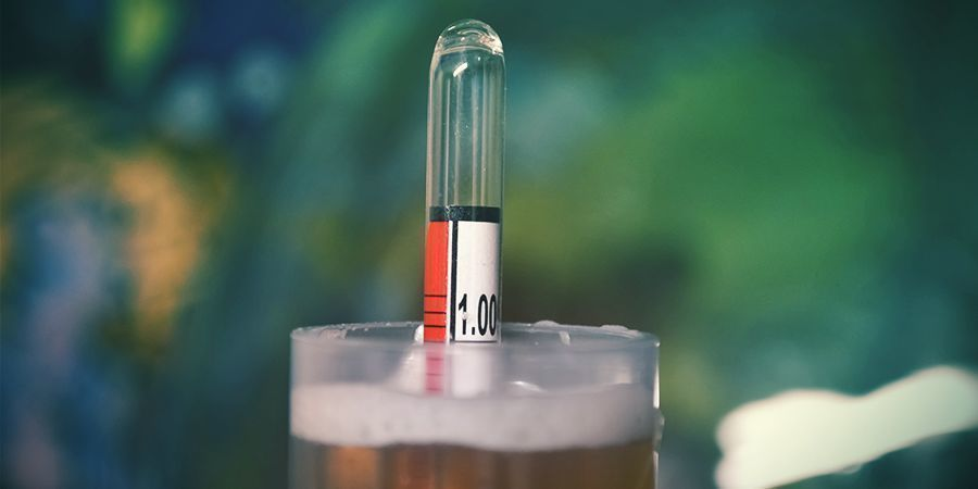 Beer Density