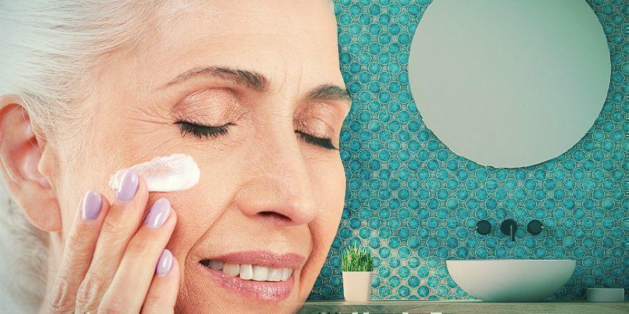 CBD Kosmetik, Anti-Aging & Falten