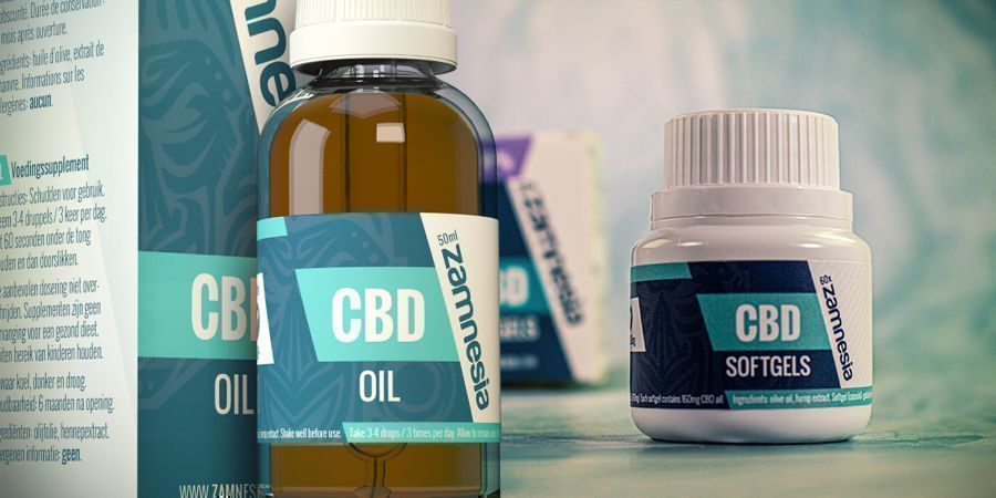 CBD Is Non-psychoactive