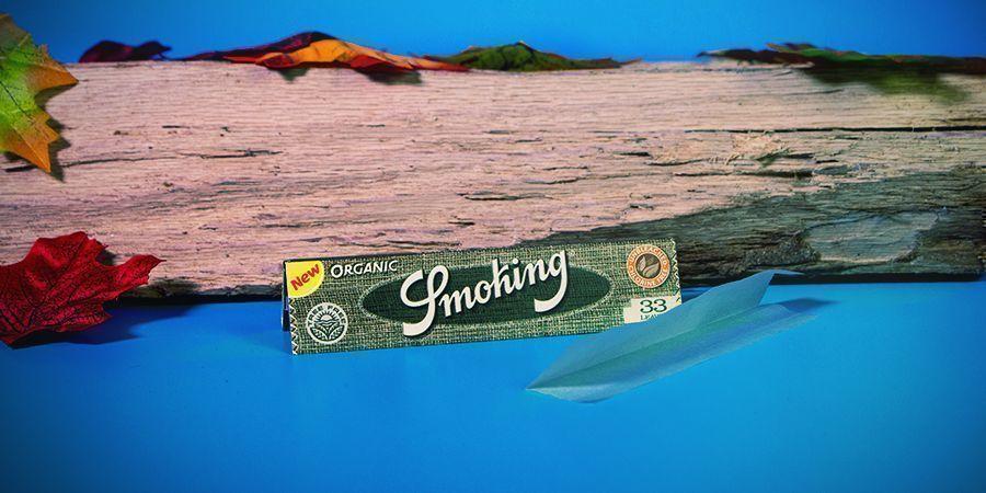 Smoking Organic King-size Rolling Papers