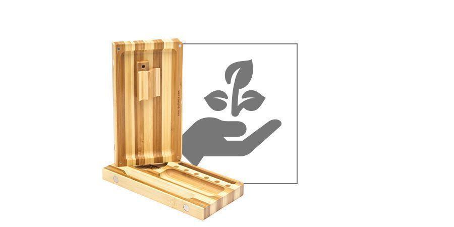 RAW Bamboo Backflip Tray