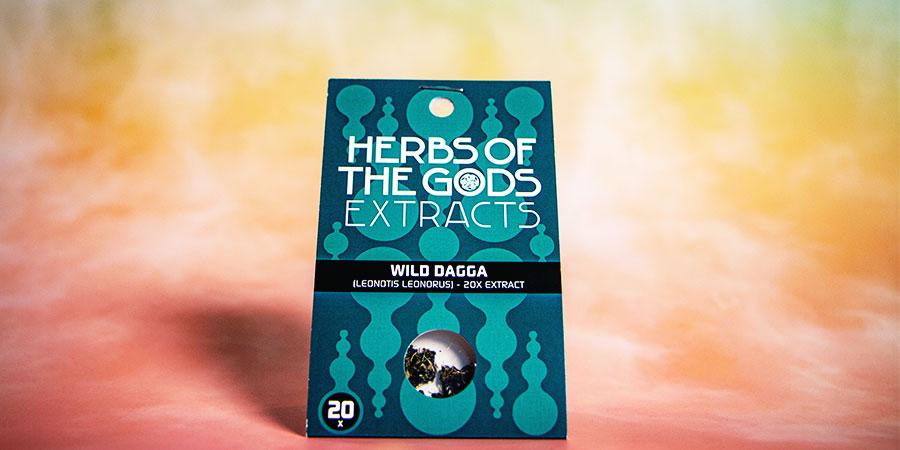 View Wild Dagga
