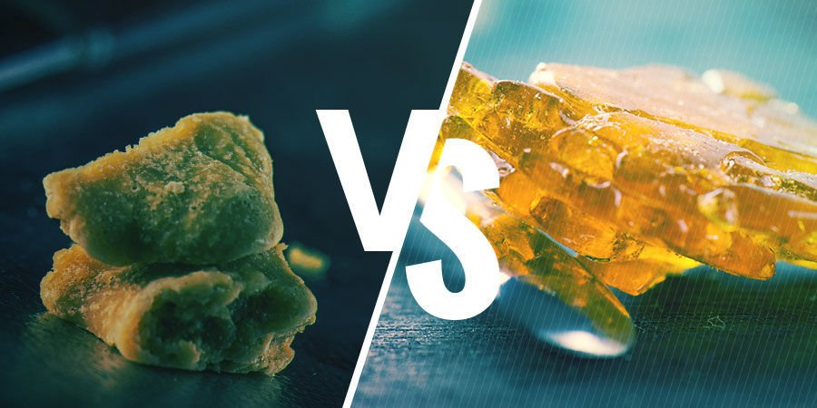 HOW IS CRUMBLE WAX DIFFERENT FROM REGULAR CRUMBLE?