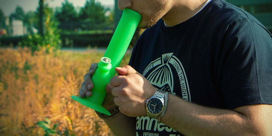 Are Silicone Bongs Safe?