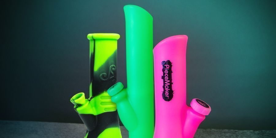 The Best Silicone Bongs