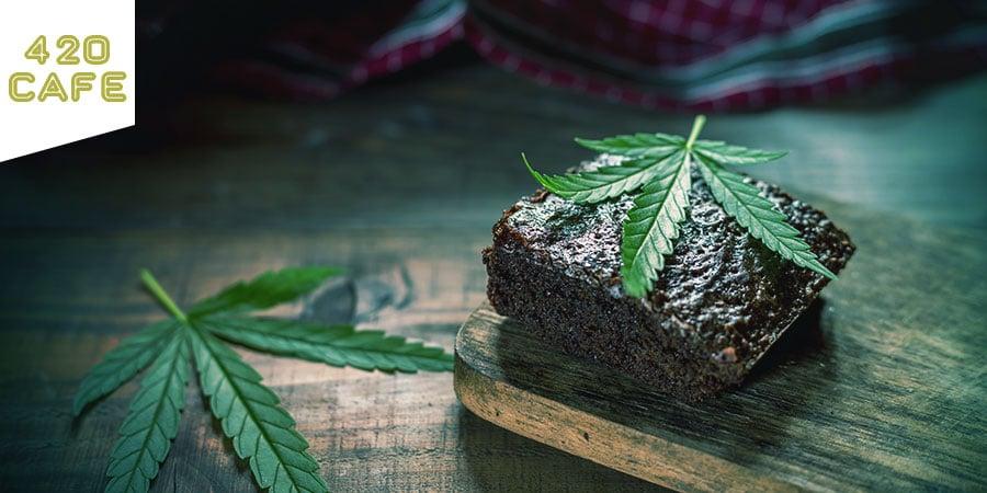 420 Cafe Coffeeshop Amsterdam - Cannabis Edibles