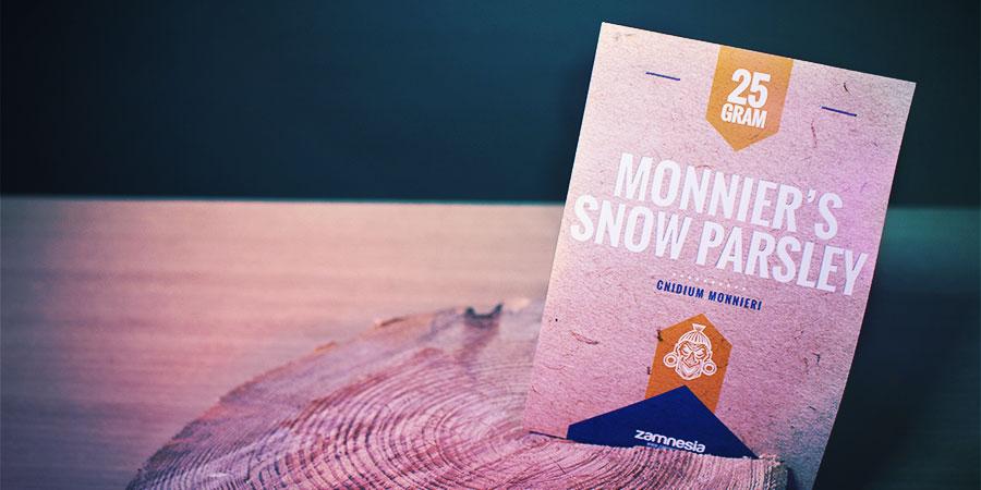 Monnier's Snow Parsley Seeds
