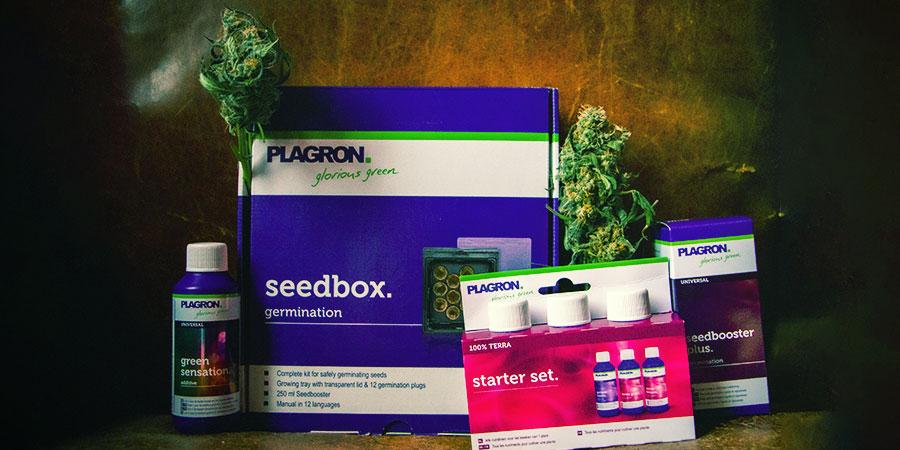 Plagron's Product Range