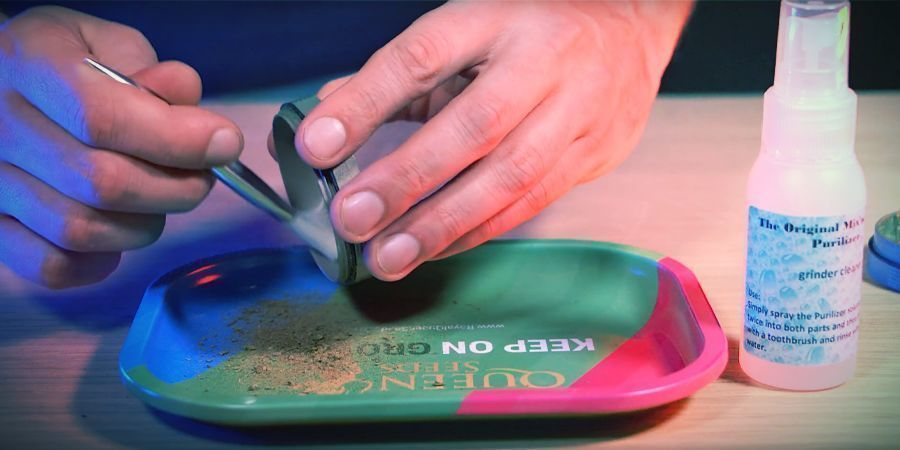 How To Clean Your Grinder 3 Step By Step Methods
