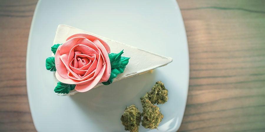 How To Grow Wedding Cake