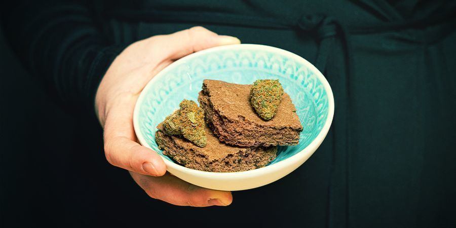 WHY MAKE WEED BROWNIES?