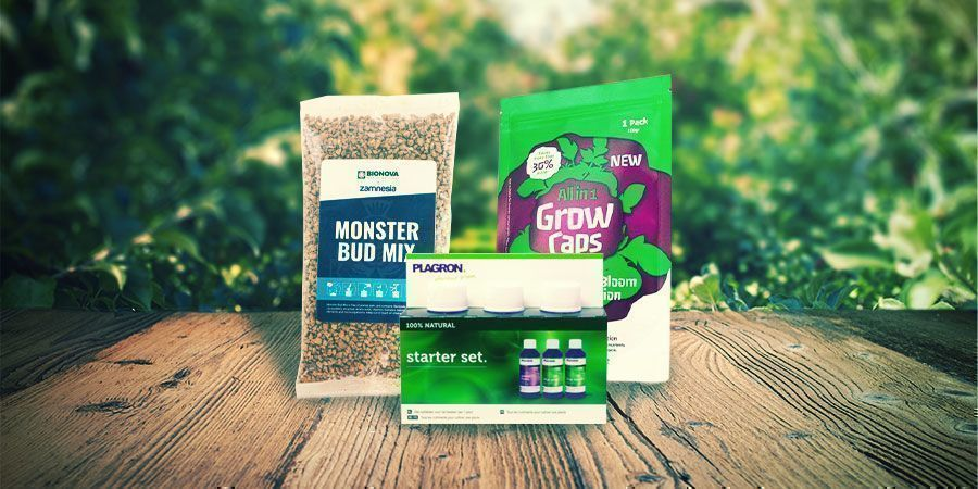 THE BEST READY-TO-USE FERTILISERS