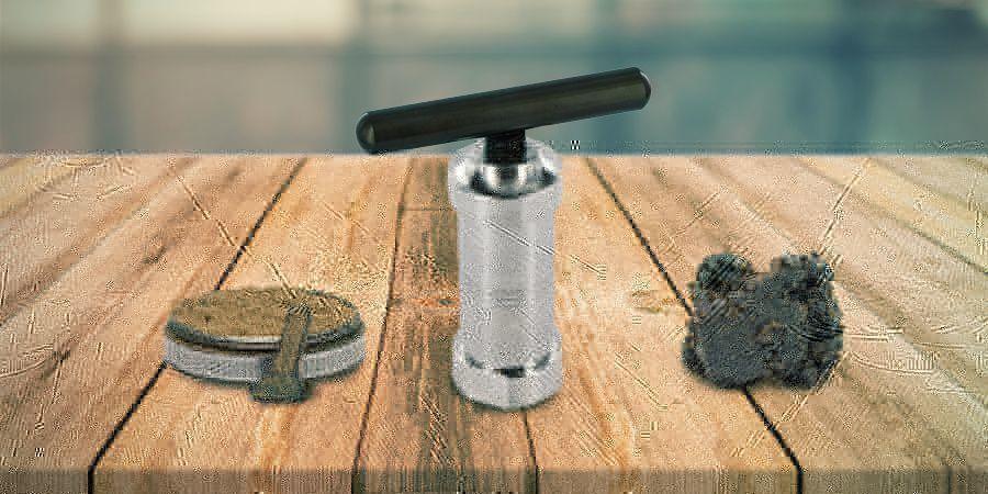 Press Your Kief Powder Into Hash