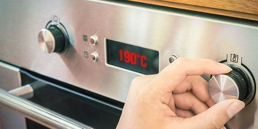 Cooking Or Baking At Too High A Temperature