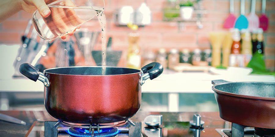 Vergessen, Bei Der Herstellung Von Cannabutter, Wasser Hinzuzufügen