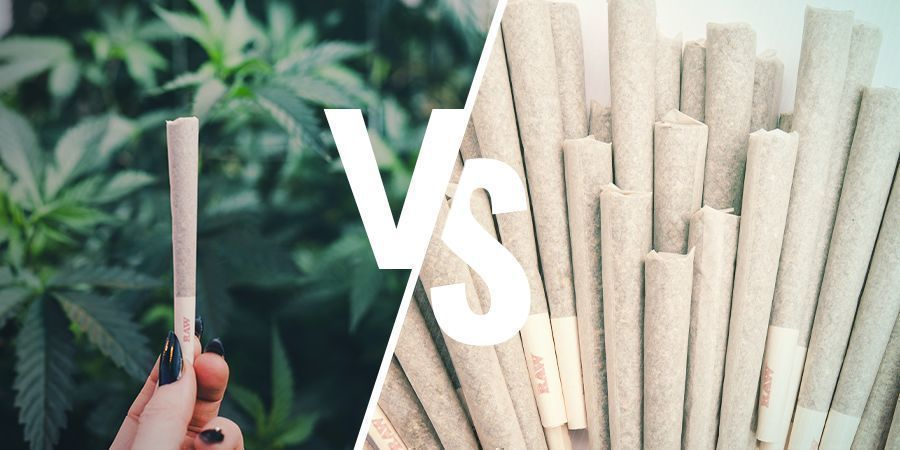 WEED DEPENDENCE VS ABUSE