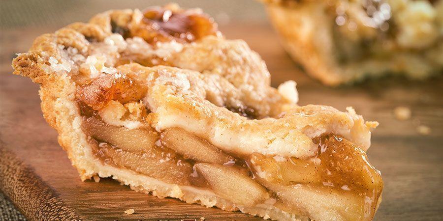 Stoner Snacks Amsterdam: Holländischer Apfelkuchen
