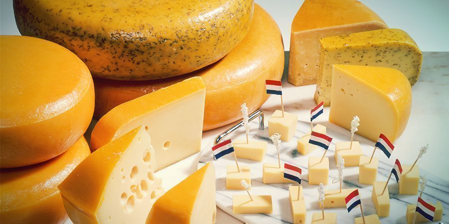 Stoner Snacks Amsterdam: Niederländischer Käse