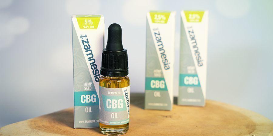Was ist CBG-Öl?