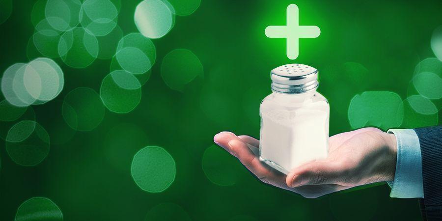 Benefits of Cannabis Salt