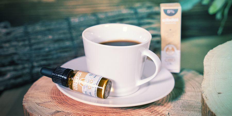 Wechselwirkungen Zwischen Koffein Und CBD