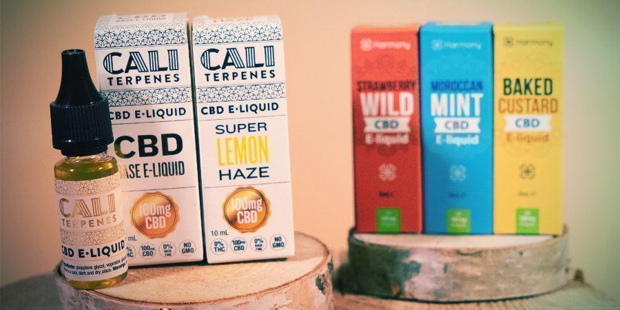 Test Different CBD Brands