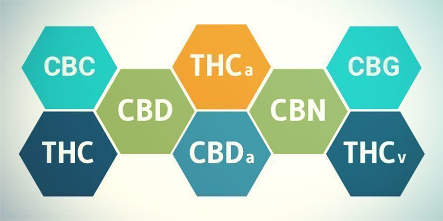 Compounds In Cannabis