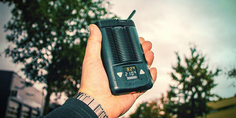 Was ist ein vaporizer Burn-off?