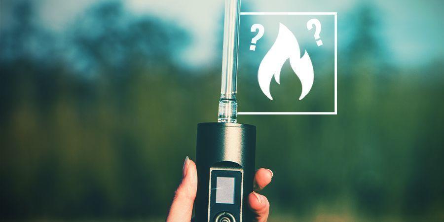 Warum sollte man mit seinem Vaporizer einen Burn-off durchführen?