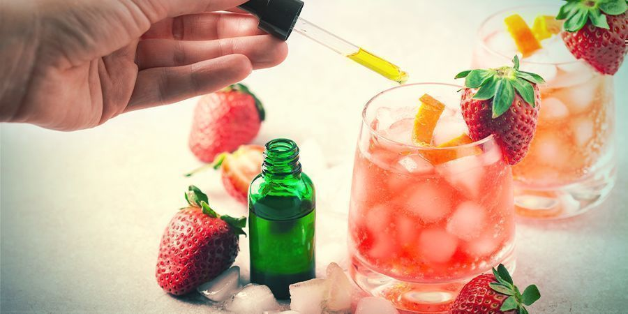 Mix CBD Oil With Your Drink