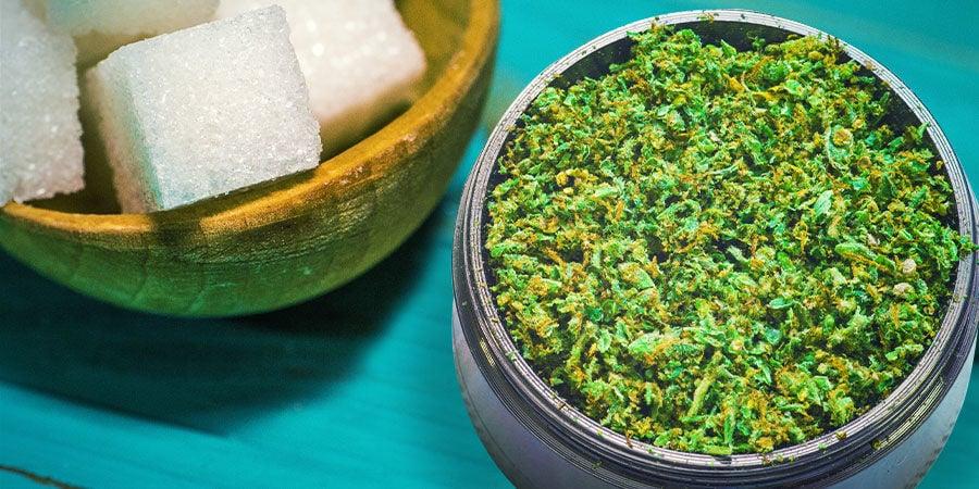 Cannabis Contaminants: Sugar