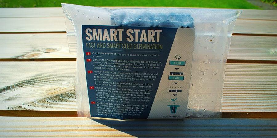 Germination Kit - Growing Cannabis