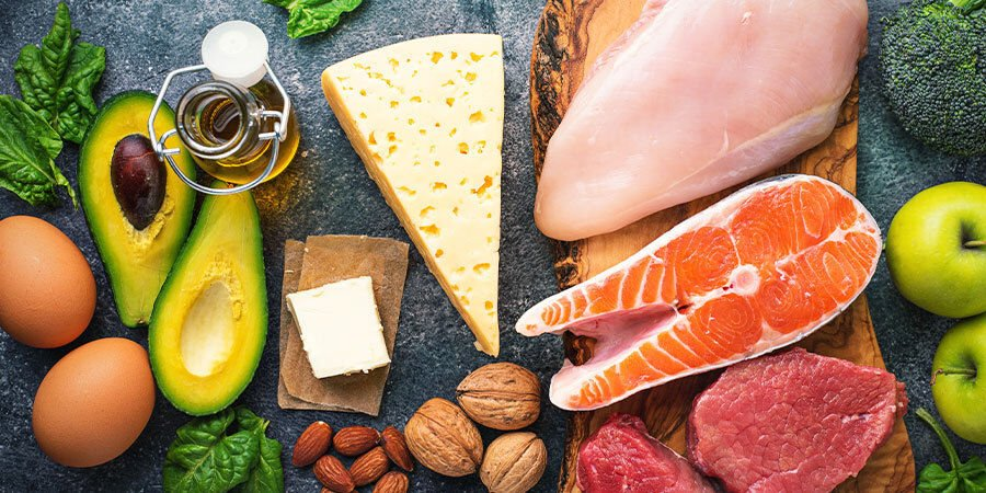 Examples of Keto Foods