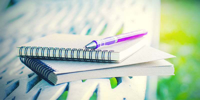Choosing Your Dream Journal