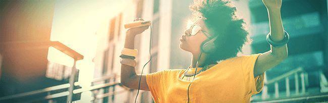 Tun Während High: Musik