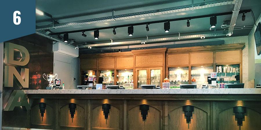Coffeeshop DNA Amsterdam