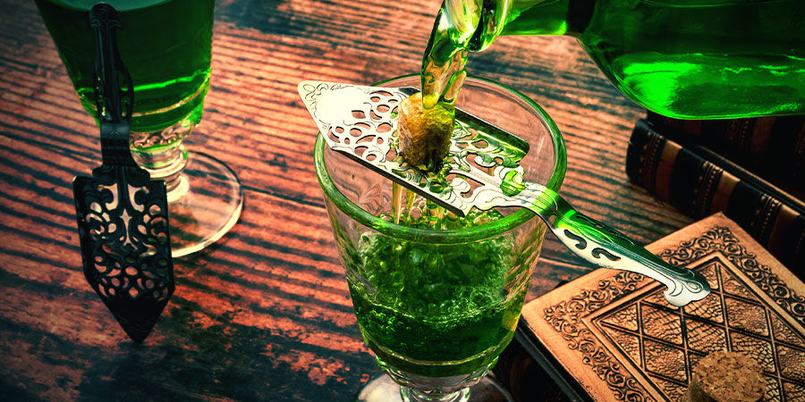 HOW TO PREPARE ABSINTHE YOURSELF