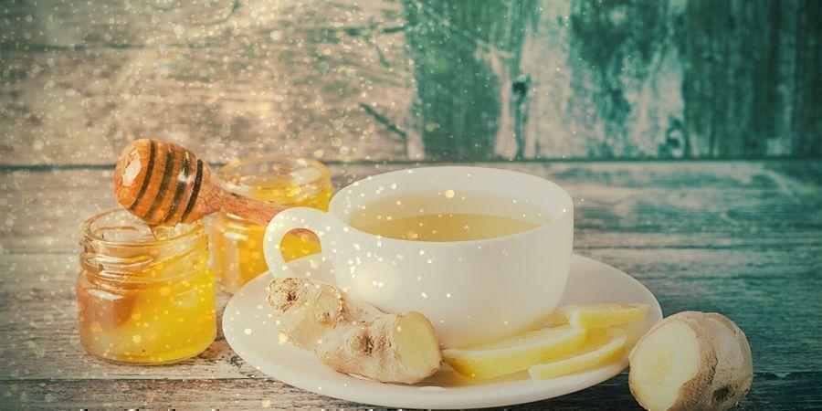Ginger Twist Tea