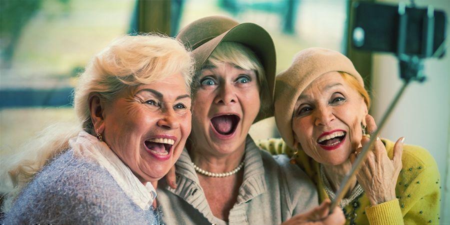 Laugh More, Live Longer?
